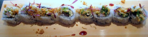 best sushi roll ever eaten by me