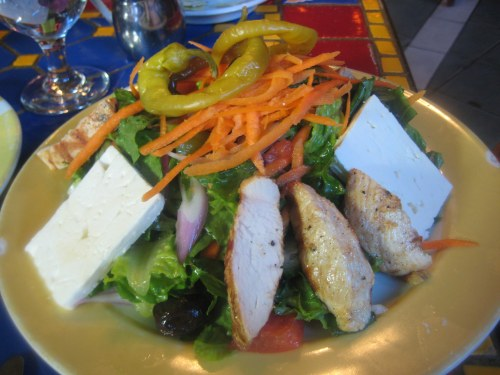salad one